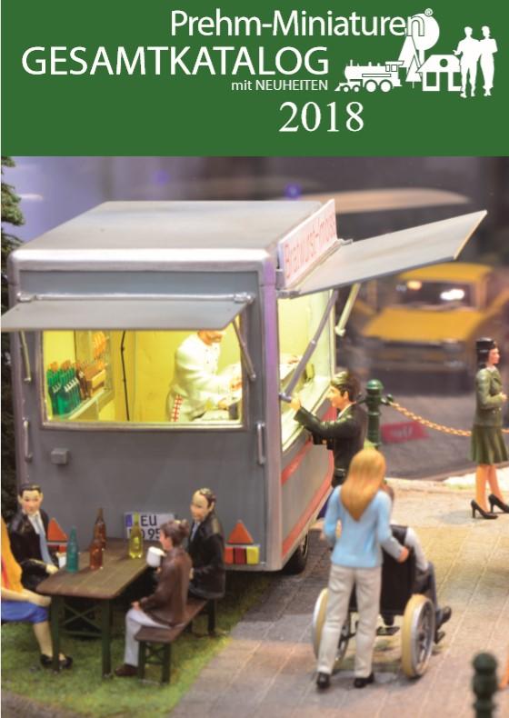 Neuheiten 2017  und Programmübersicht von Prehm-Miniaturen® zum download oder ansehen als pdf