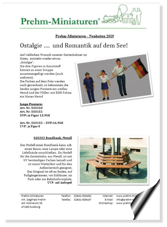 Klick on the picture and you can download the new Items flyer 2019 from Prehm-Miniaturen
